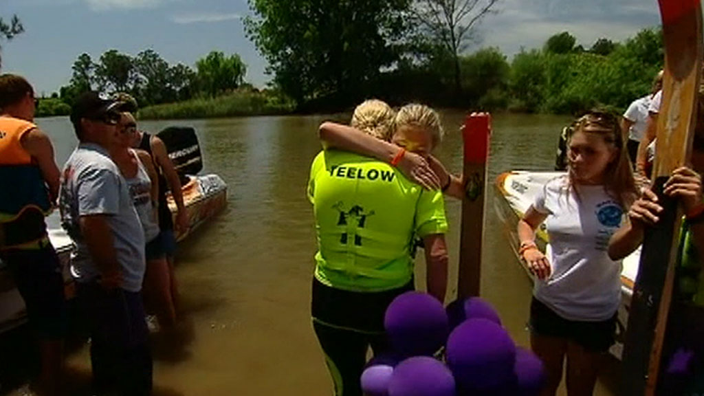 Father's horror 187km/h boat crash could change race rules