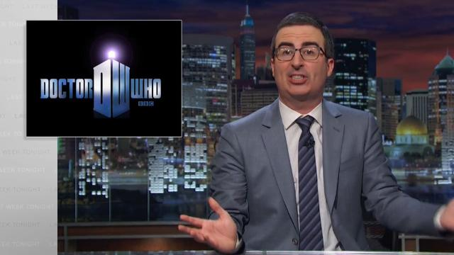 John Oliver discusses Brexit