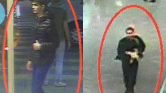 First images emerge of Ataturk International Airport terrorists
