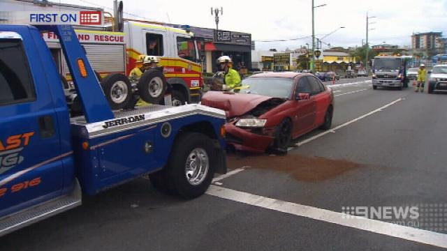 Police Car Chase Today Central Coast Nsw Today