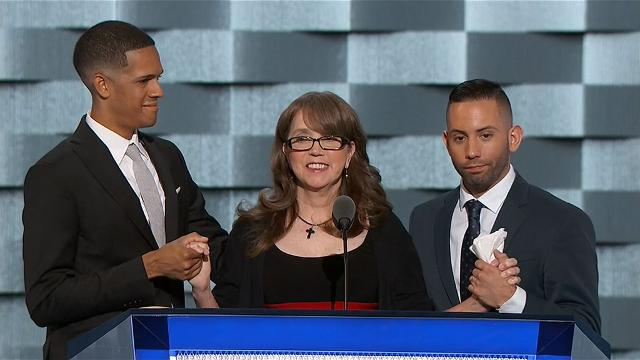 9RAW: Mother of Orlando victim speaks at Democratic Convention