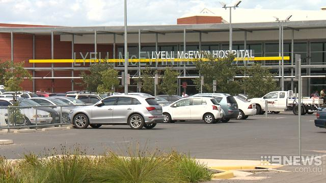 Adelaide hospital emergency waiting times lagging behind other states
