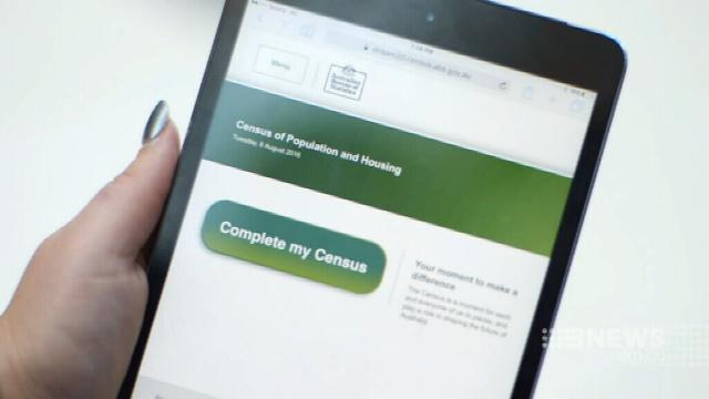 Privacy concerns over Census data security