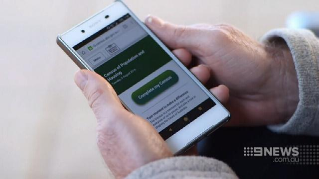 Online census system crashes