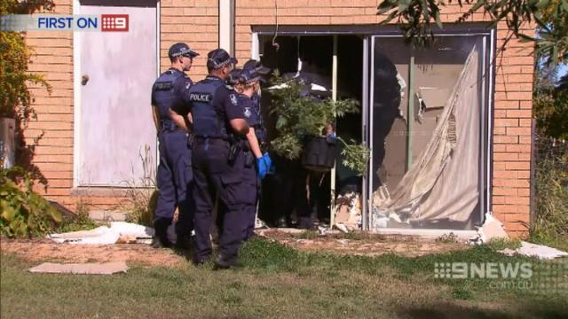 VIDEO: Police find house packed with drugs in every room