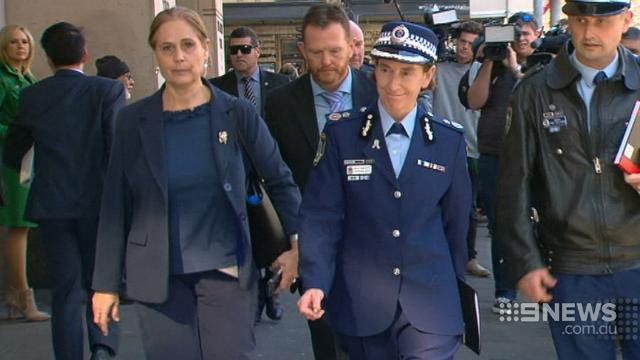 Catherine Burn questioned at Sydney siege inquest