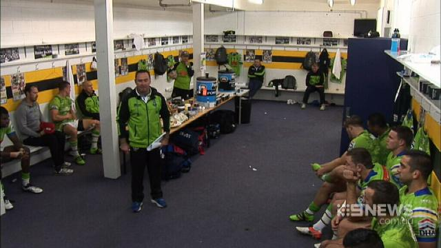 VIDEO: Canberra Raiders hope to go all the way