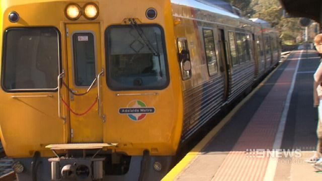 how to pay for train ticket on adelaide