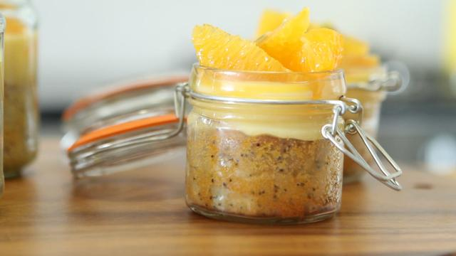 Polyviou's Cake-in-a-jar