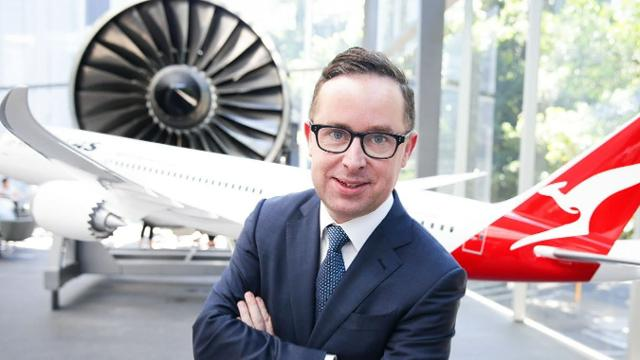 Person of Interest: Alan Joyce