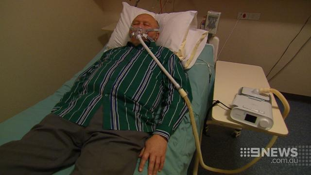 World's largest sleep disorder study finds breathing machines can improve severe depression in sufferers