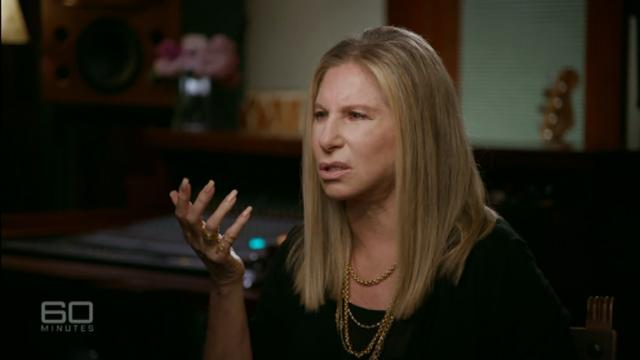 Barbra Streisand says she might move to Australia on 60 Minutes