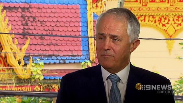 VIDEO: Prime Minister calls for calm as tensions between Japan and China threaten to boil over