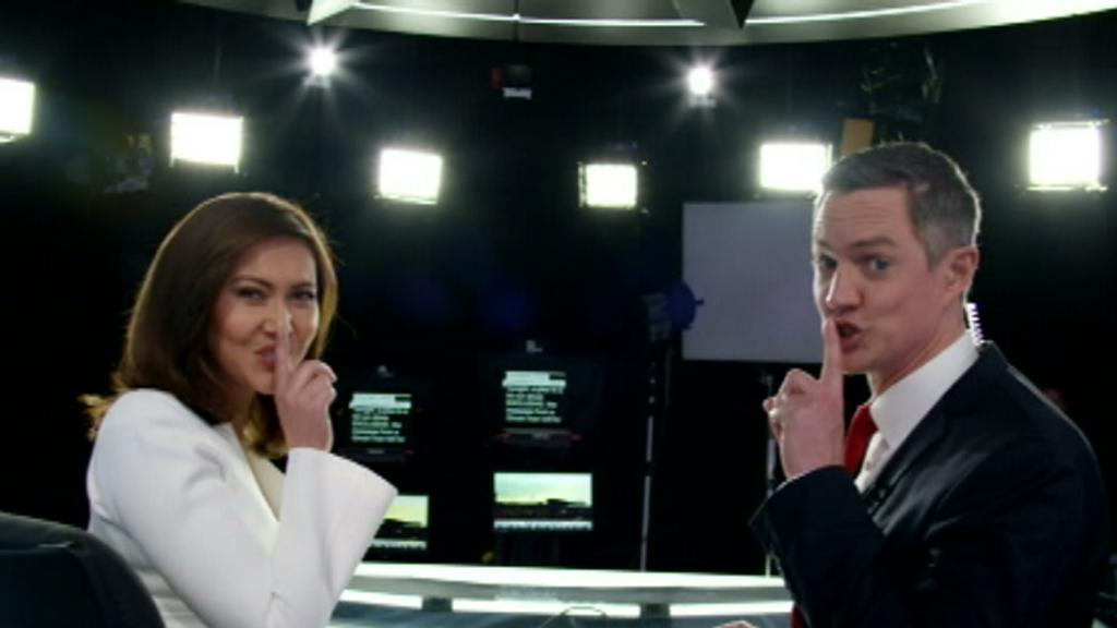 9NEWS Perth paves the way with Australia's most modern news studio