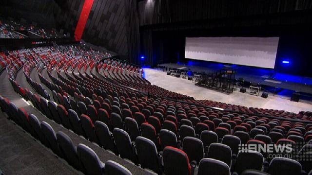VIDEO: 9NEWS looks inside new Sydney convention centre