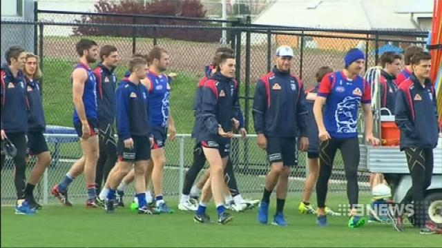 Key duo in AFL grand final frame for Dogs