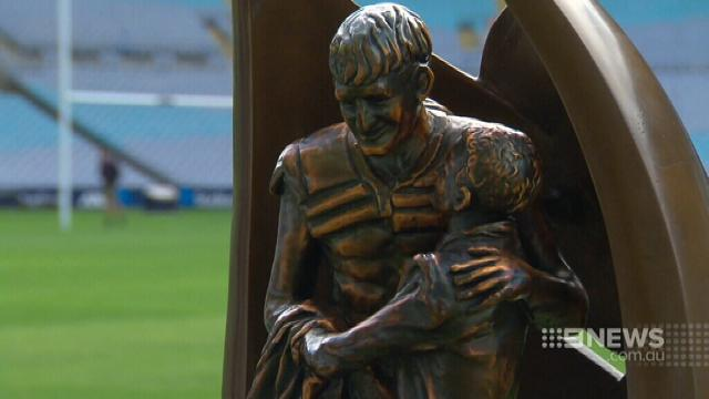 VIDEO: ANZ Stadium set for NRL grand final