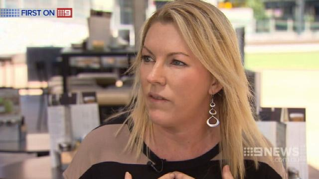 VIDEO: 9NEWS speaks to one punch victim's widow Michelle Dover