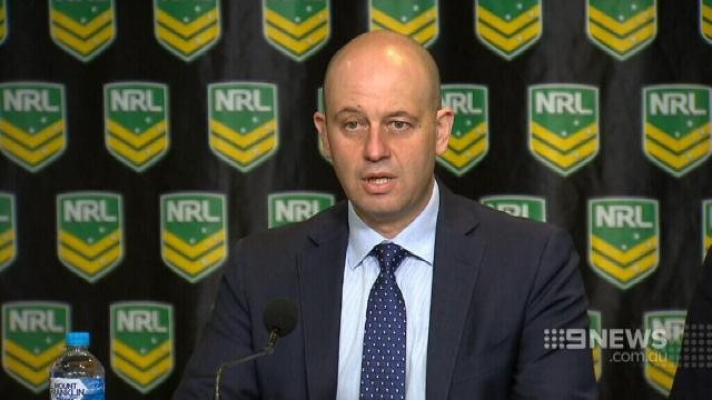 NRL draws a line in the sand with Kangaroos squad