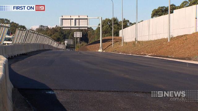 VIDEO: Construction on Sydney bottlenecks ramps up a gear