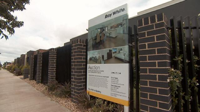 VIDEO: Competition heats up for Melbourne home buyers