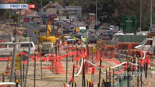 VIDEO: NSW government plans to ease airport traffic congestion