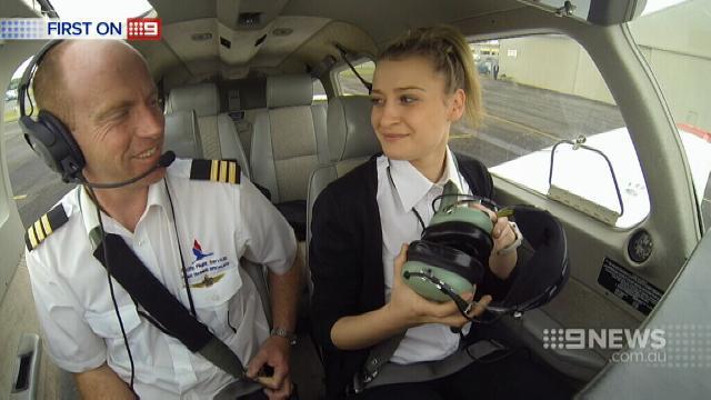 VIDEO: New generation of pilots begin training at TAFE