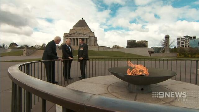 VIDEO: 90th anniversary of disabled veterans charity