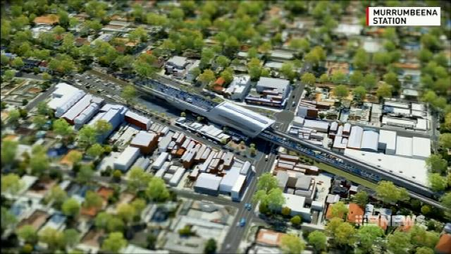 VIDEO: Angry residents protest Melbourne Skyrail
