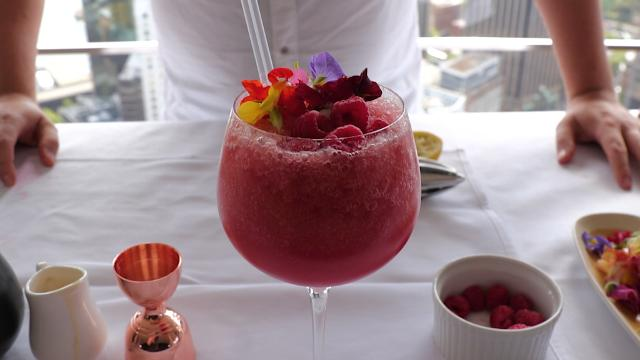How to make a Frosé