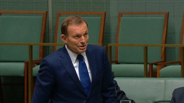 9RAW: Abbott and Turnbull in fiery parliament clash