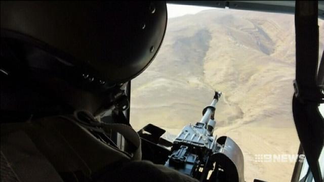 VIDEO: Battle over Mosul heats up