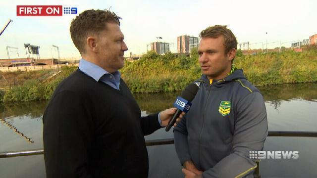 VIDEO: Jake Friend set for Kangaroos debut