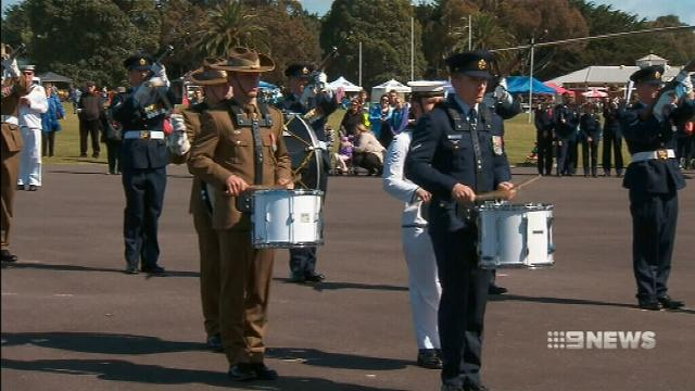 VIDEO: Navy's Victorian base set for $500m upgrade