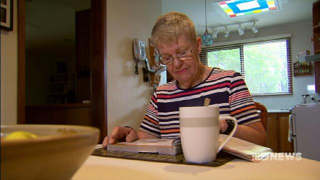 VIDEO: Determined Melbourne senior sits VCE exams at the age of 70