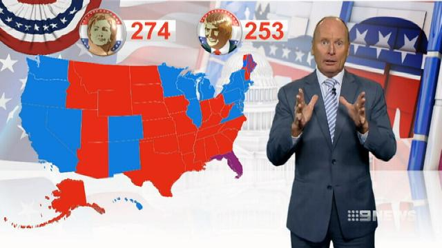 VIDEO: Ross Greenwood explains why Florida is so important to the US election