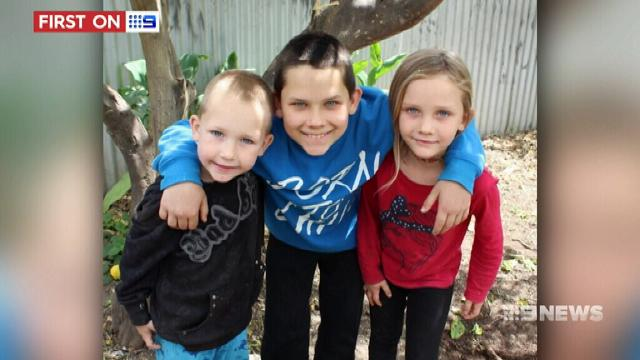 VIDEO: Quick thinking younger siblings save brother's life