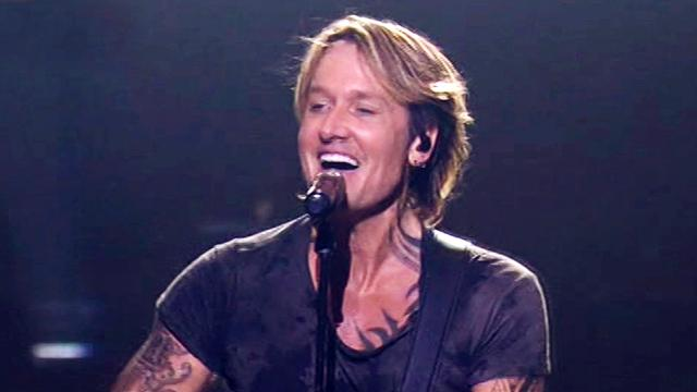 Entertainment news: Keith Urban