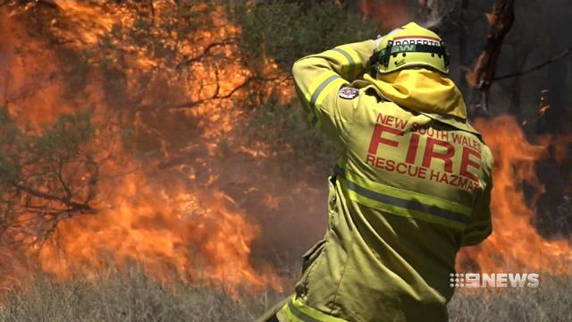 Warning fierce NSW fire season may start in just weeks