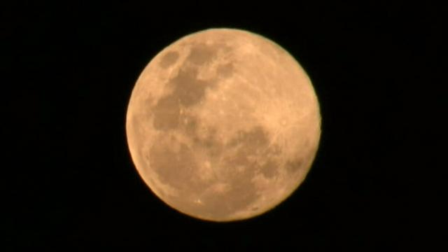 Supermoon Vs Full Moon >> Supermoon: Rare lunar event graces Australian skies - 9news.com.au