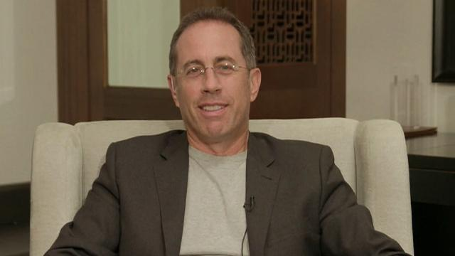 Entertainment News: Seinfeld on Stage