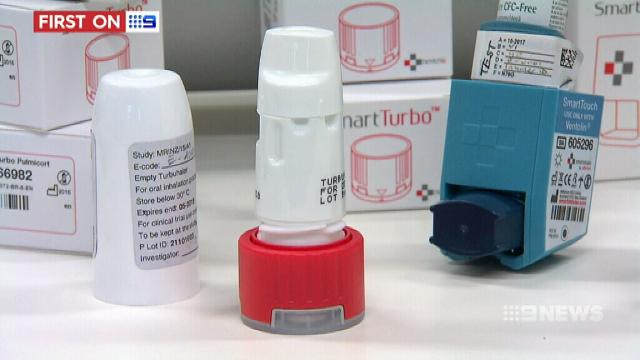 VIDEO: Asthma sufferers could benefit from new approach to treatment