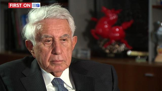 9RAW: Harry Triguboff on the Australian property market
