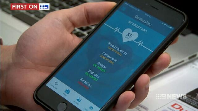 VIDEO: Doctors using smartphones to check up on patients