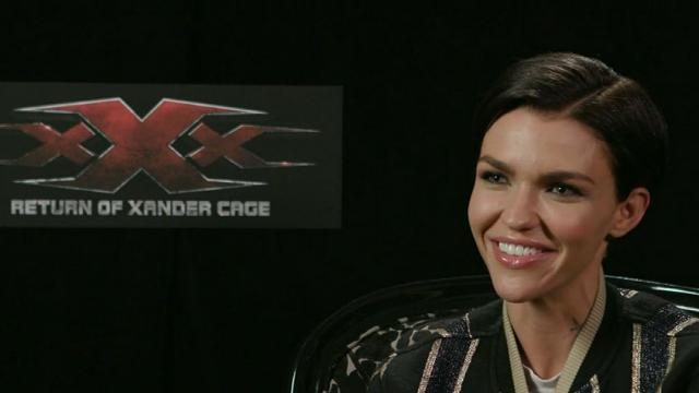 Entertainment news: Ruby Rose