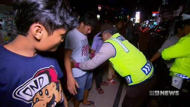 VIDEO: Bali overrun by 6000 Australian teens for Schoolies week
