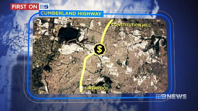 VIDEO: New South Wales spending big to fix road congestion