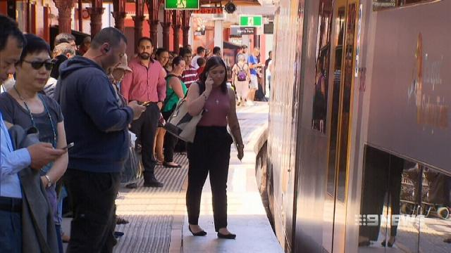VIDEO: Trains every three minutes promised to cut congestion in Sydney's West