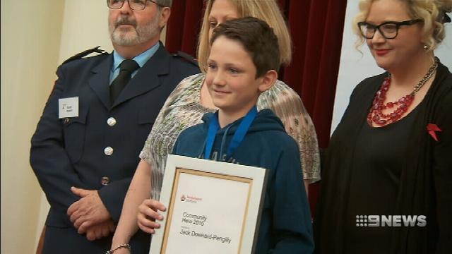 Victorians honoured at Ambulance Victoria's Community Hero Awards