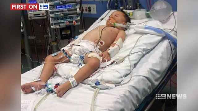 A little boy's fight for life after a deadly condition went undiagnosed